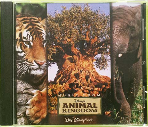 Disney CD  Animal Kingdom