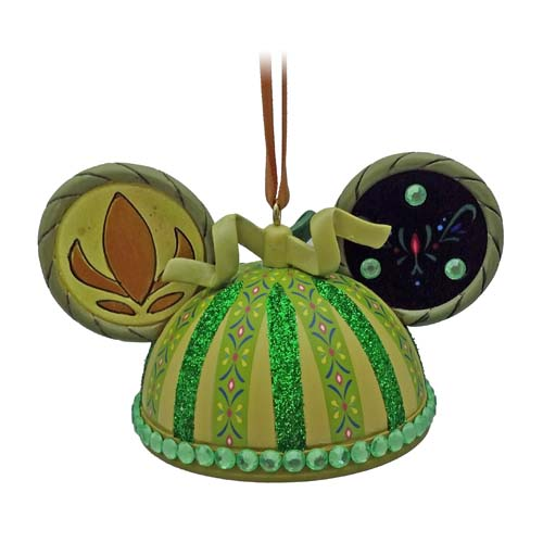 Disney Ear Hat Ornament  Princess Anna  Frozen