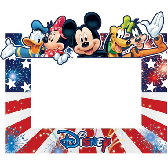 Disney Picture Frame 4 X 6 Mickey Amp Gang Freedom