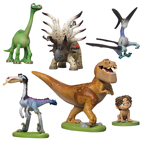 Disney Pixar Figure Play Set The Good Dinosaur