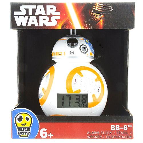 Disney Alarm Clock Star Wars Bb 8