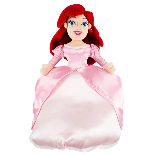 Disney Pillow Pet  Princess Ariel Plush Pillow