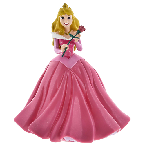 Disney Coin Bank  Princess Aurora Sleeping Beauty