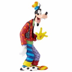 Kitchen Tongs Design Ideas Images Disney By Britto Figure - Goofy 85th Anniversary
