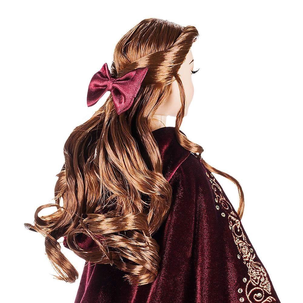 Disney Limited Edition Doll  Beauty  Beast  Belle