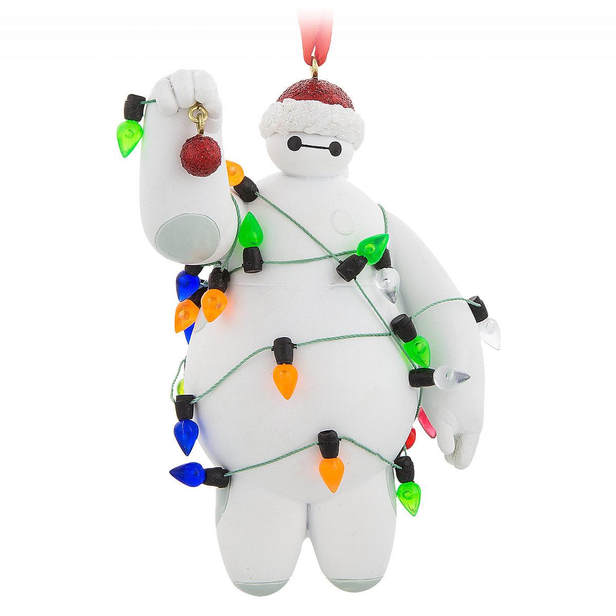 Disney Figurine Ornament Big Hero 6 Baymax In