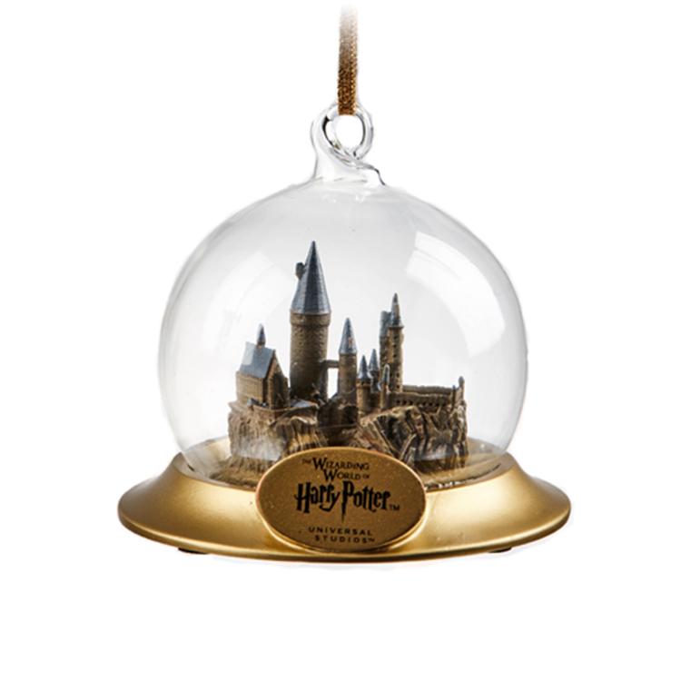 Universal Ornament Harry Potter Hogwarts Castle Dome