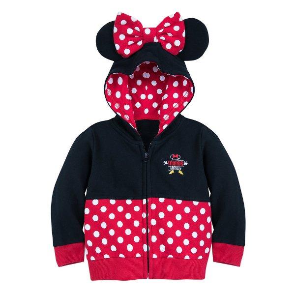 Disney Baby Hoodie - Minnie Mouse Zip