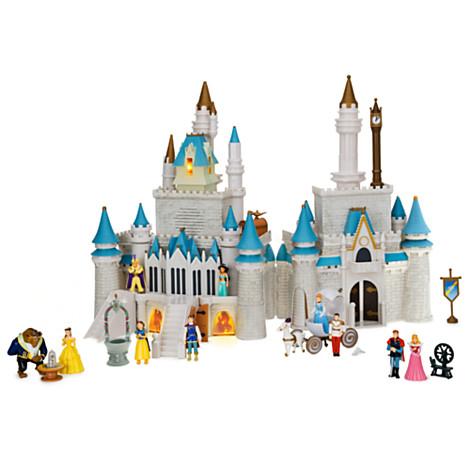 Your WDW Store Disney Figurine Set Monorail