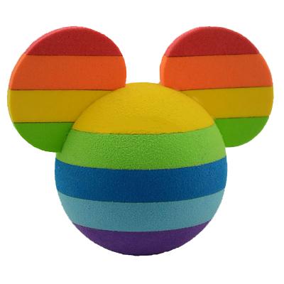 Disney Antenna Topper  Rainbow Mickey Mouse Ears