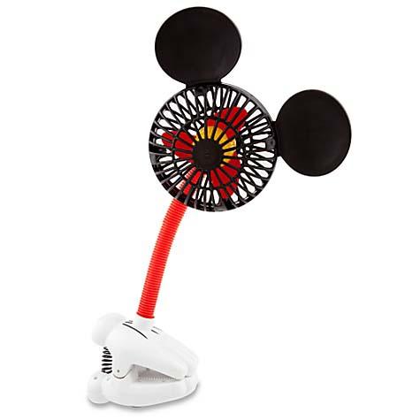 Disney ClipOn Fan  Mickey Mouse
