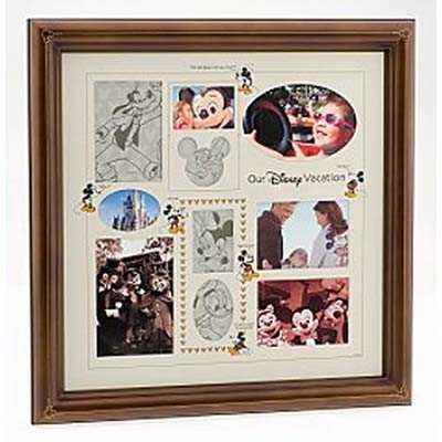 Your WDW Store Disney Picture Frame Collage Our