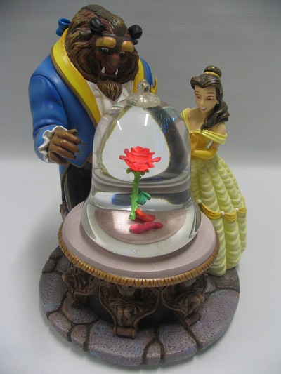 Your WDW Store Disney Snow Globe Beauty Amp The Beast