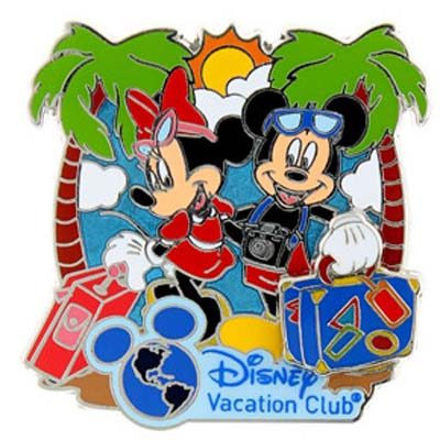 Your WDW Store Disney DVC Pin Disney Vacation Club