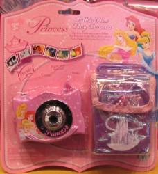 Disney Toy  Princess  Play Camera Set
