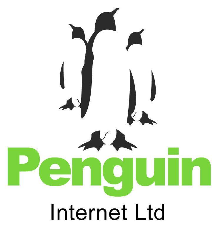 penguin internet logo