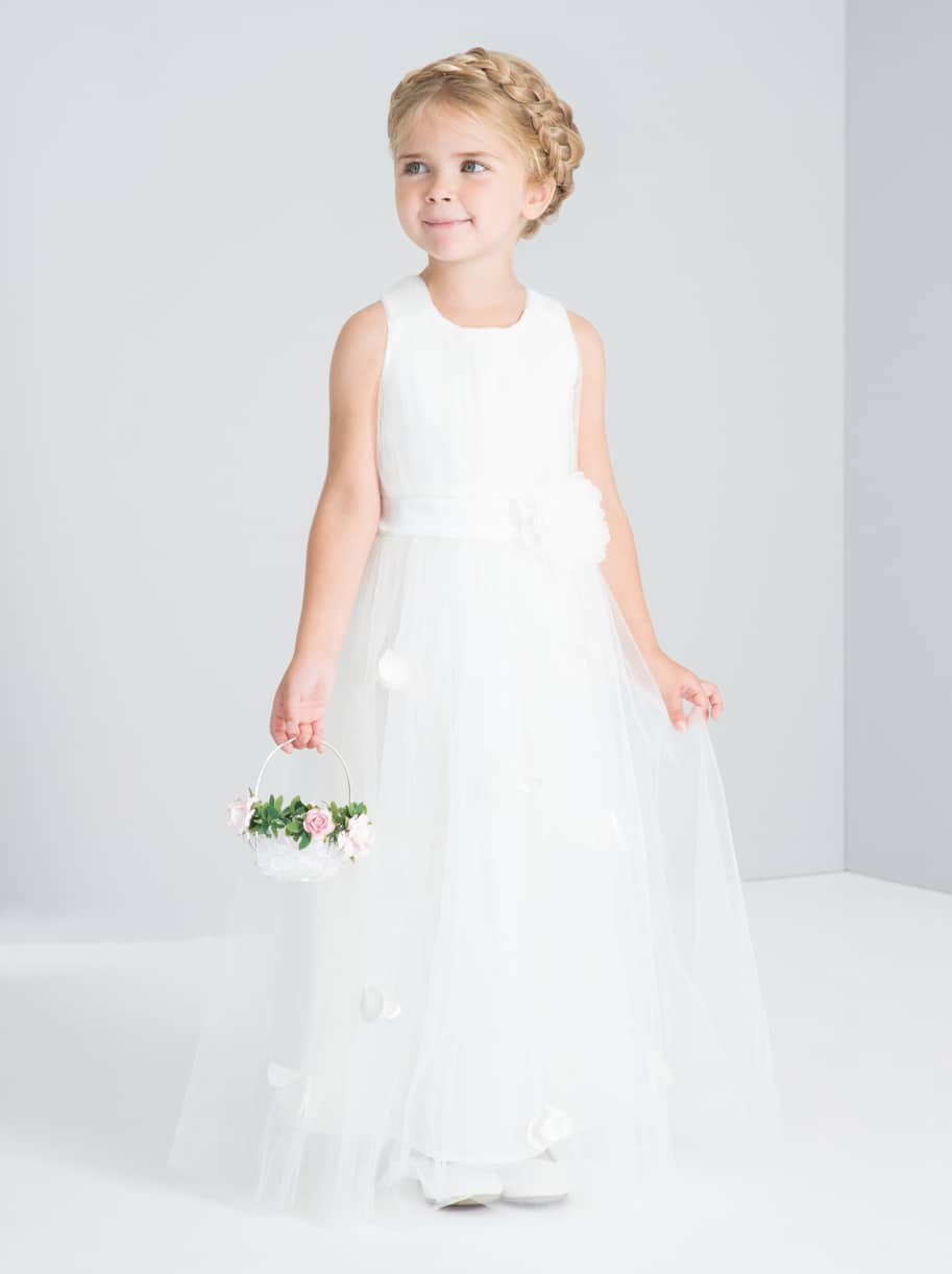 chi chi flower girl dress