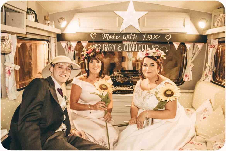 caravan photobooth