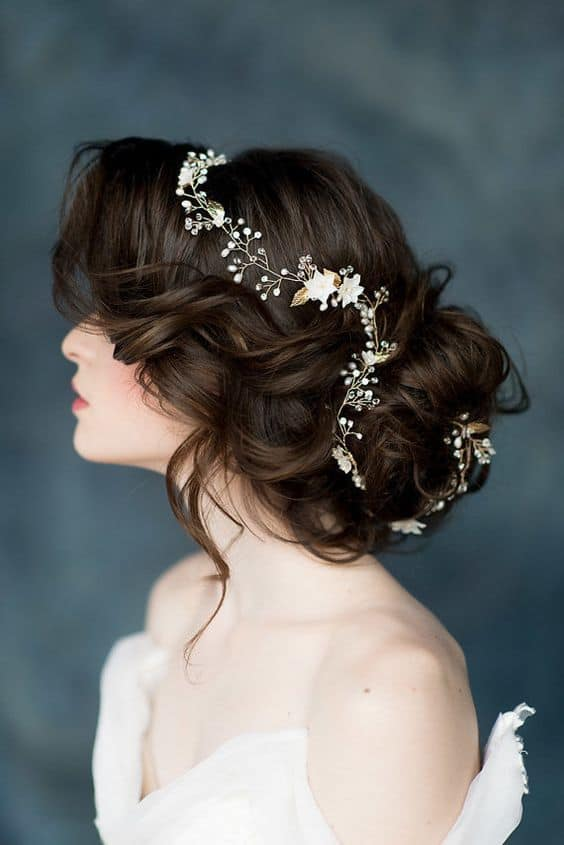 head garland up do