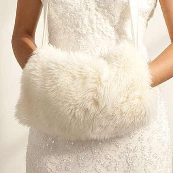 winter warmers for the bride