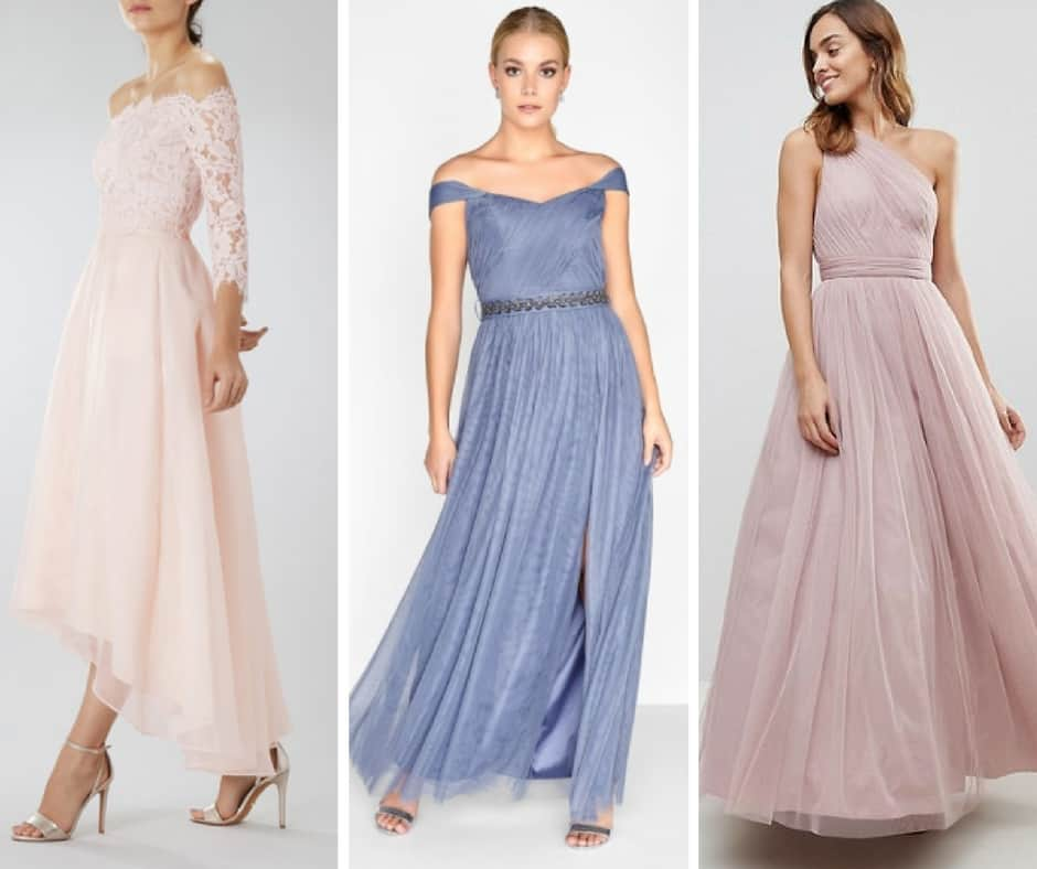 bridesmaid trends 2018