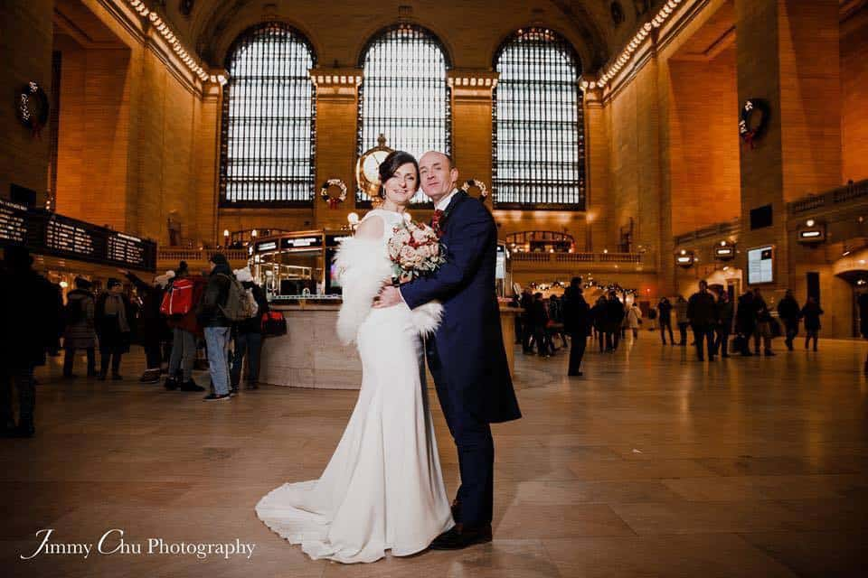 central station wedding