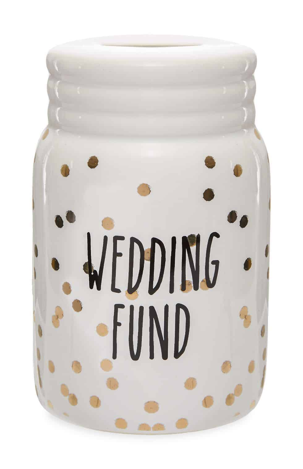 primark wedding fund jar