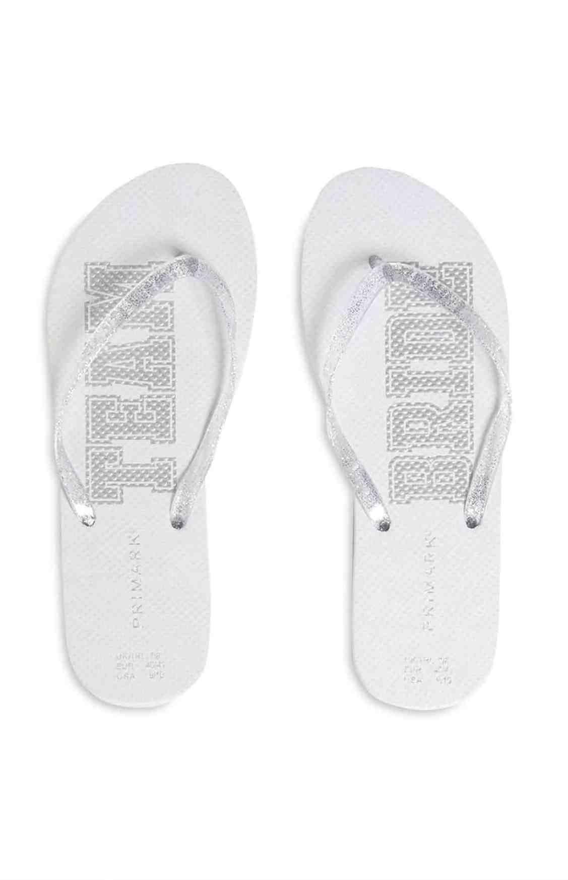 primark wedding flip flops