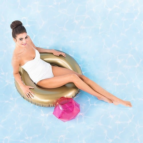 ring pool float
