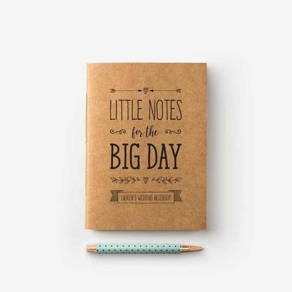 Little Notes Wedding PLanner