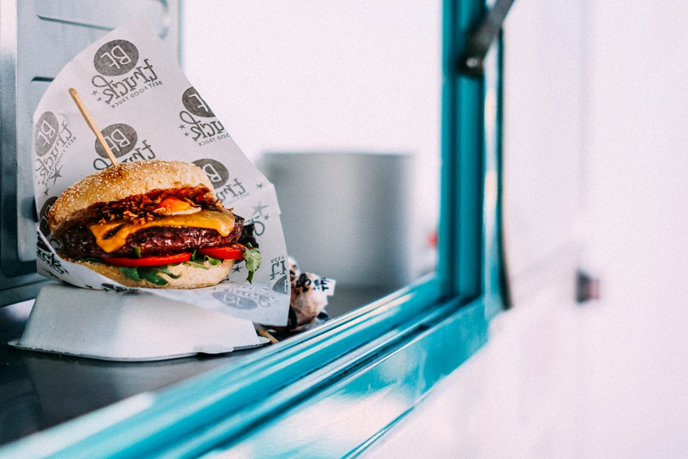 Fast Food Places Eat Nearby