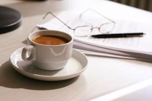 CoffeePaperPen