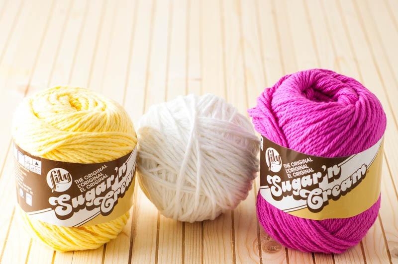 Crochet Face Scrubbies | You Should Craft