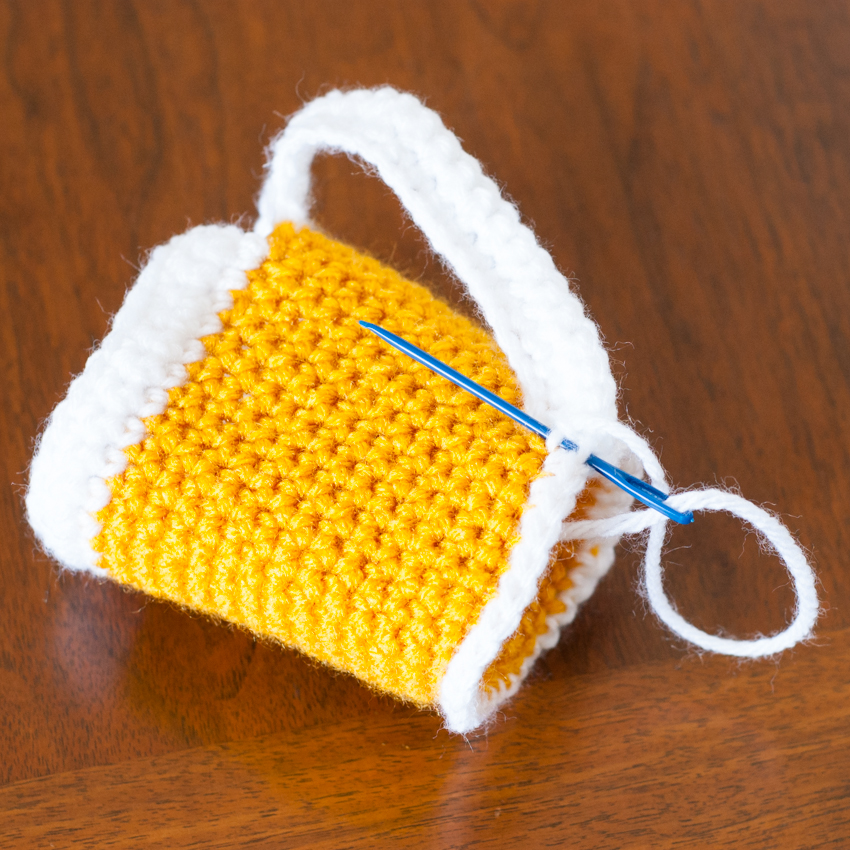Beer Mug Bottle Cozy Free Crochet Pattern Page 2 Of 2 You