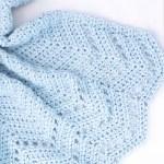Mystic Ripple Blanket – Free Crochet Pattern