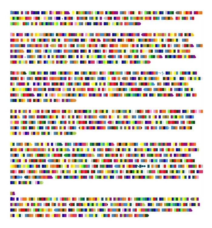 The Color Alphabet