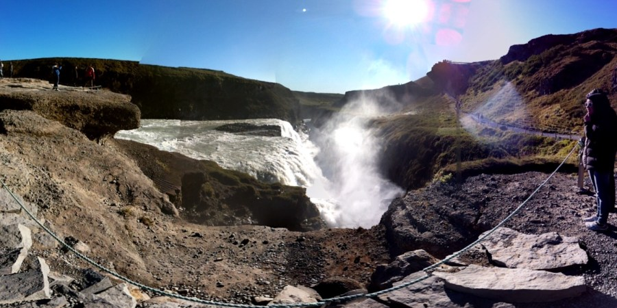 Iceland is so cool!