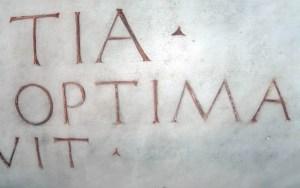 Florence Inscriptions
