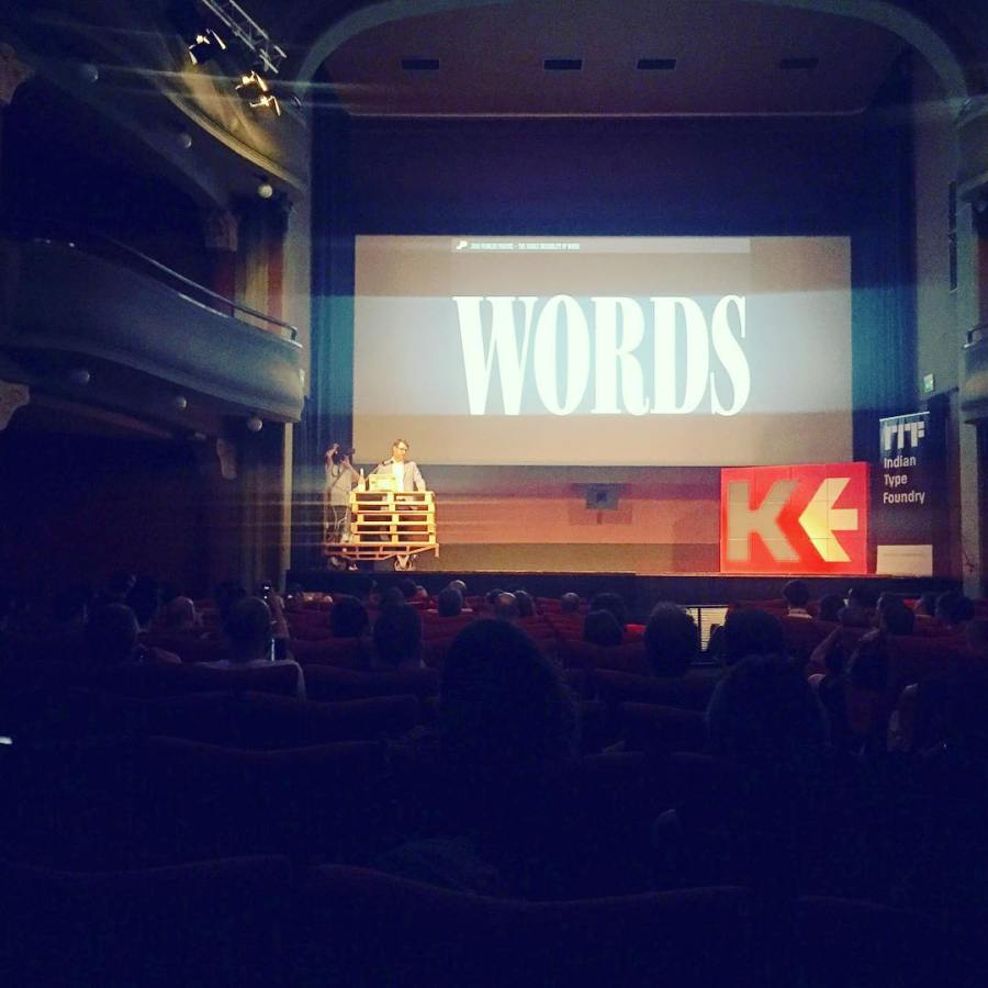 The Kerning Conference was a great time (again)!