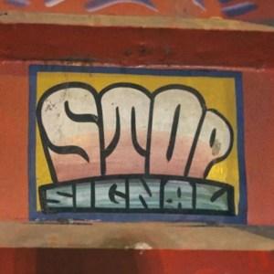 🤩 Stop Signal 🤩
