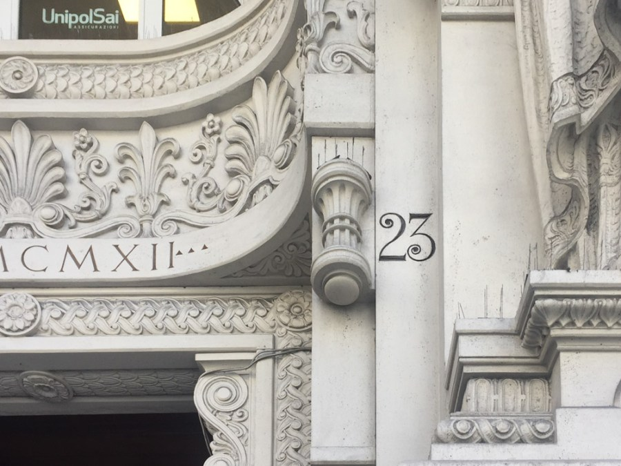 Genoa House Numbers – Second Trip
