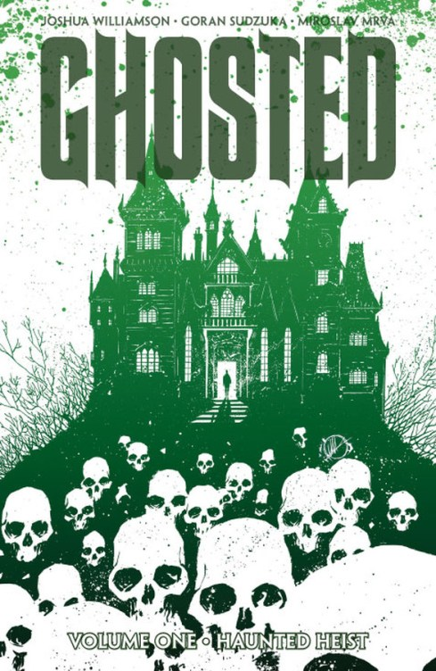 ghosted vol. 1 cover