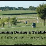 Tri Talk Tuesday: The Run