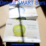 Detour SMART Bars: Healthy on-the-go snacking