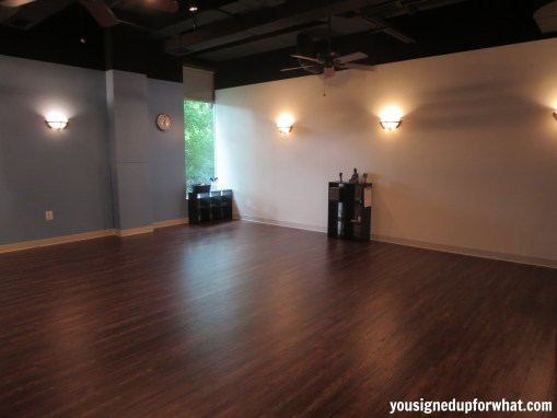 Yoga Studio second