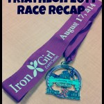 Iron Girl Columbia Triathlon Race Recap 2014