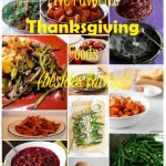 Friday Five: Favorite Thanksgiving Foods (Besides Turkey)