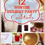 12 Winter Holiday Party Cocktails