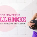Join the Lorna Jane Fit Challenge! #LJFitChallenge