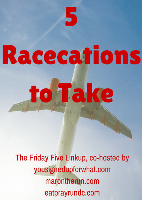 5 Racecations to Take